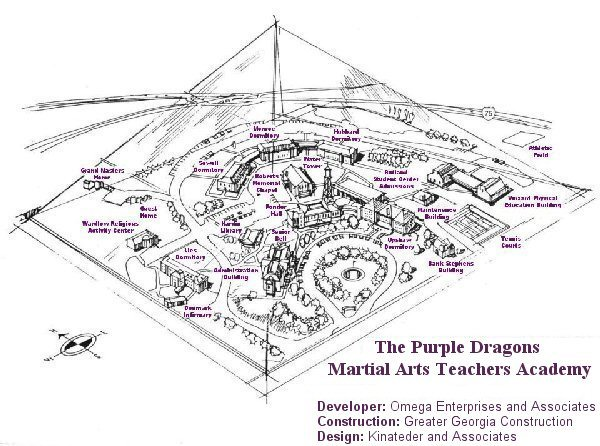 Purple Dragons Martial Arts Teachers Academy